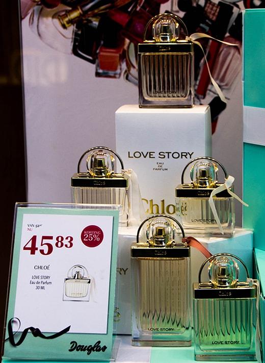 Douglas Perfumery Portfolio Projects Pr Visual Merchandising