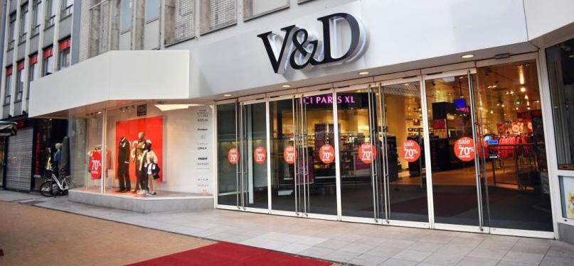 Wat is er met de panden van V&D gebeurd