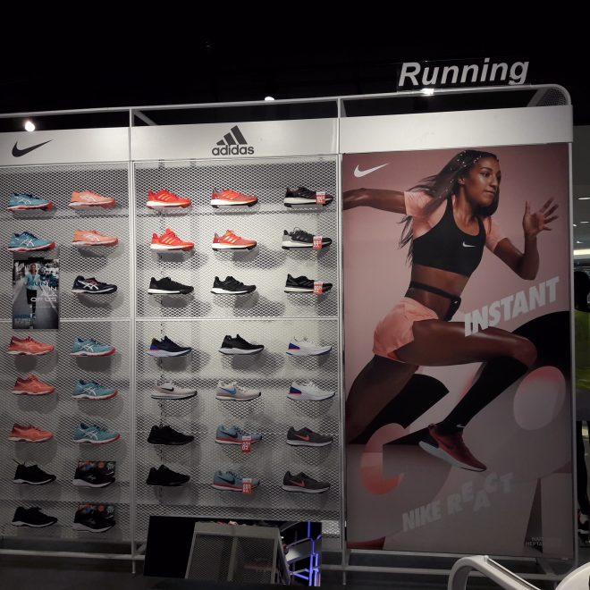 Nike React Hardloopschoenen