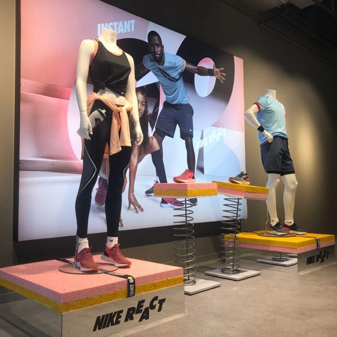 Nike React Instant Go Hardloopschoenen