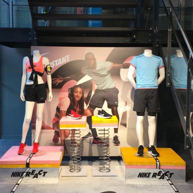 Nike React Instant Go Paspoppen