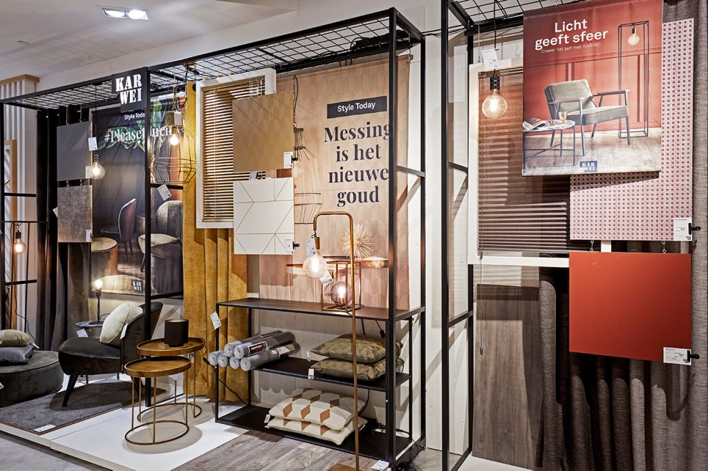 Hudson's Bay Karwei Decoratie