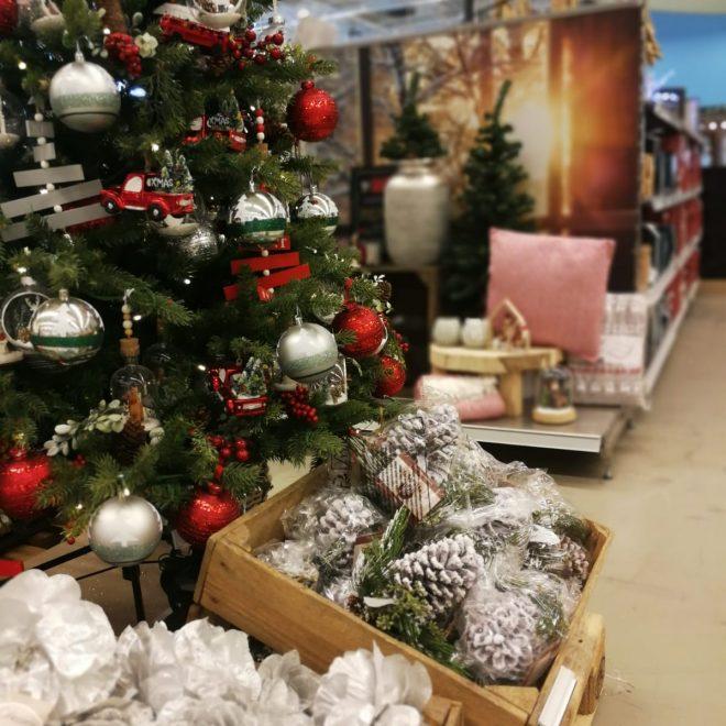 Instore Presenteren Kerst