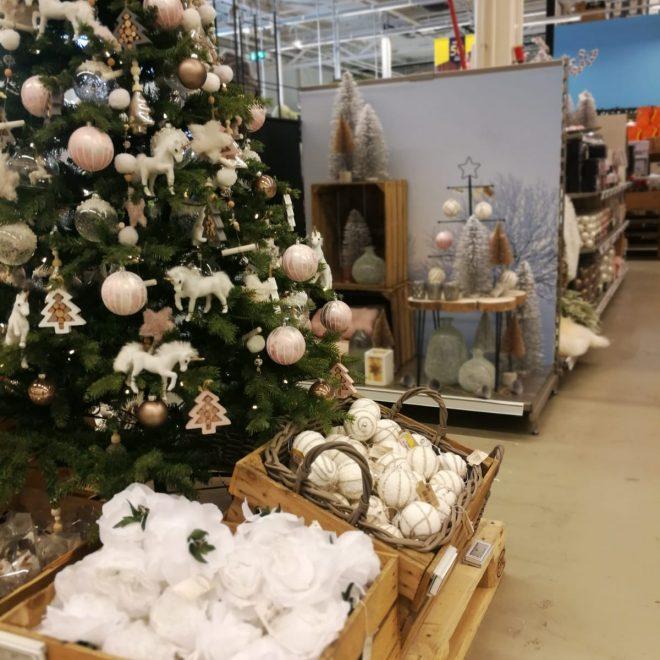 Kerstboom Makro